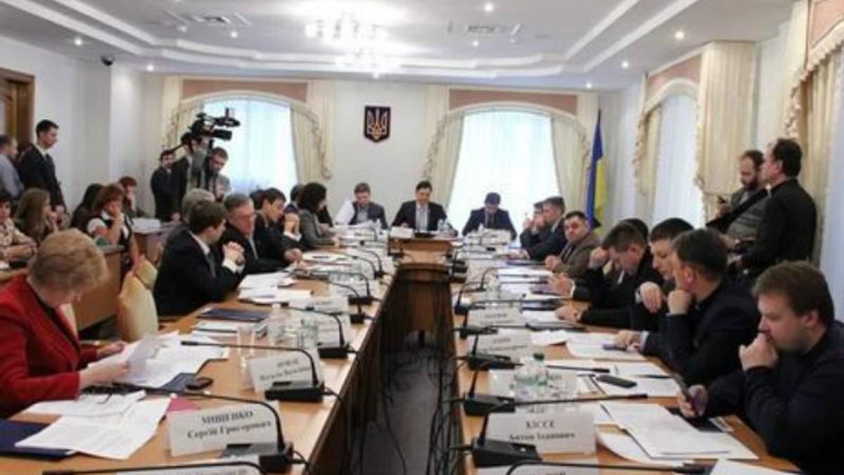 Как в профильном комитете будут избирать судей для Антикоррупционного суда