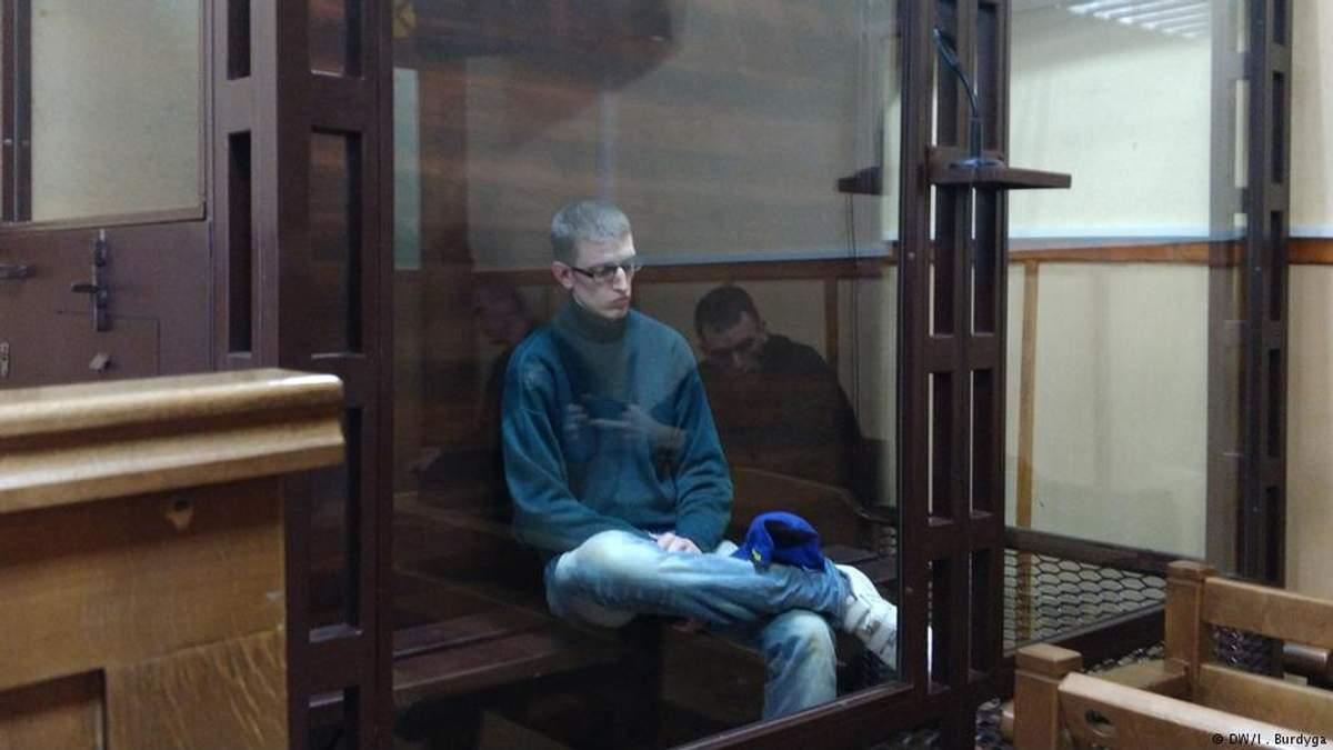На Волыни суд приговорил французского террориста к шести годам заключения