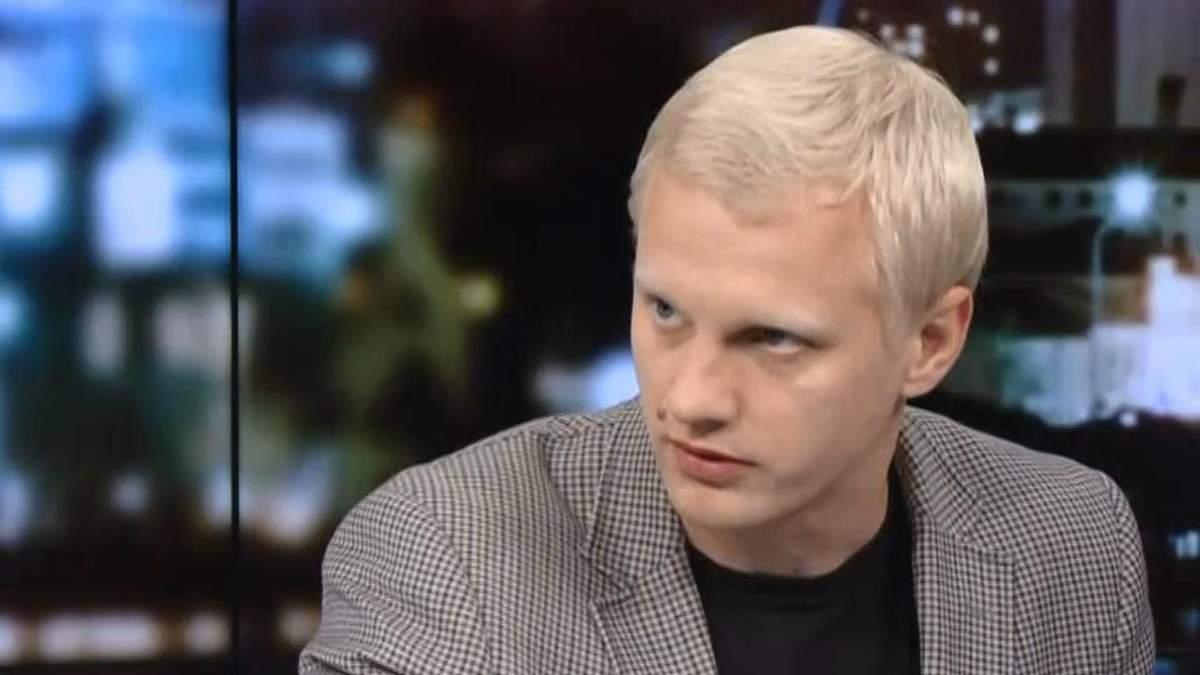 Председатель Центра противодействия коррупции Виталий Шабунин
