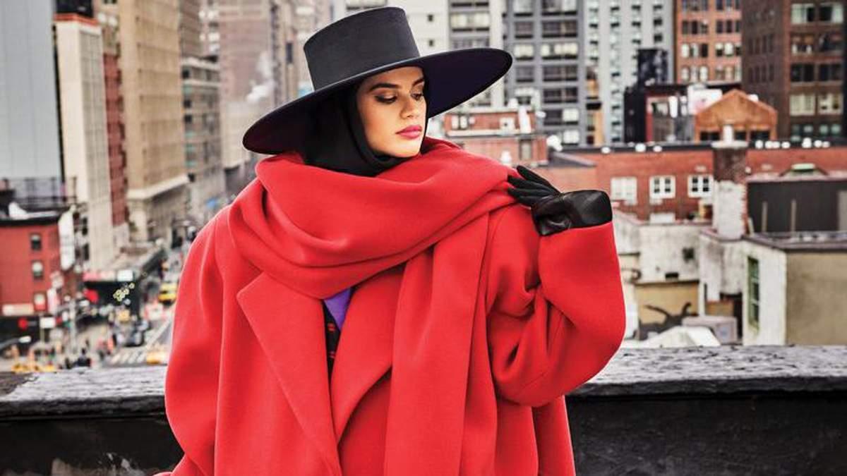 Сара Сампайо для Harper's Bazaar
