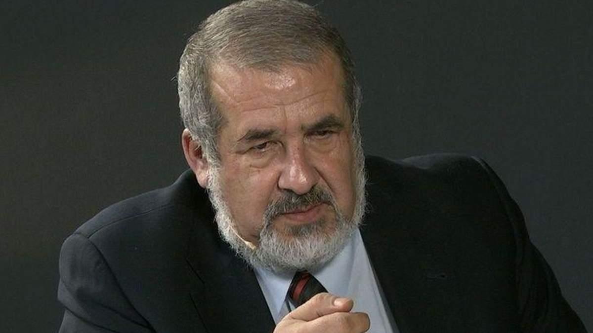Его пытали бесконечно, – глава Меджлиса о задержанном российскими силовиками харьковчанина