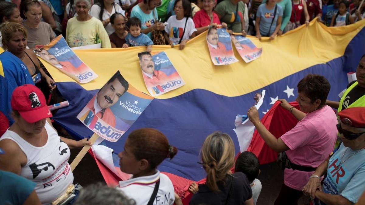 14 стран отзовут своих послов из Венесуэлы из-за президентских выборов
