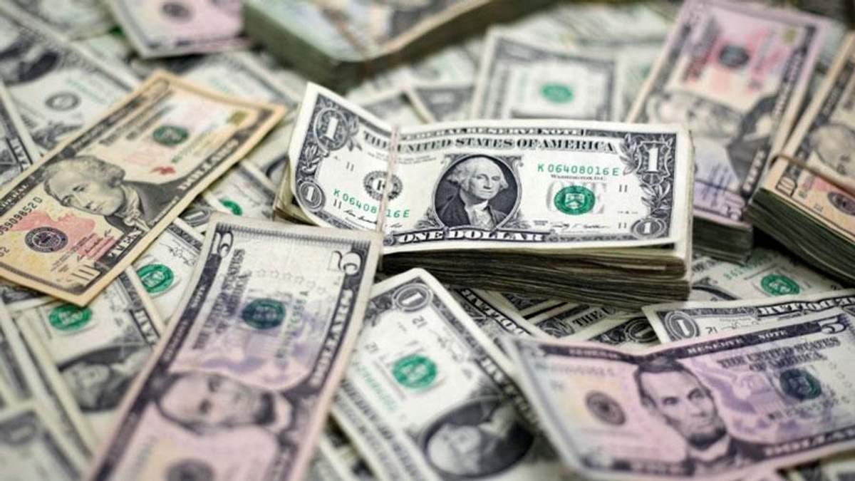 Наличный курс валют 22 мая в Украине