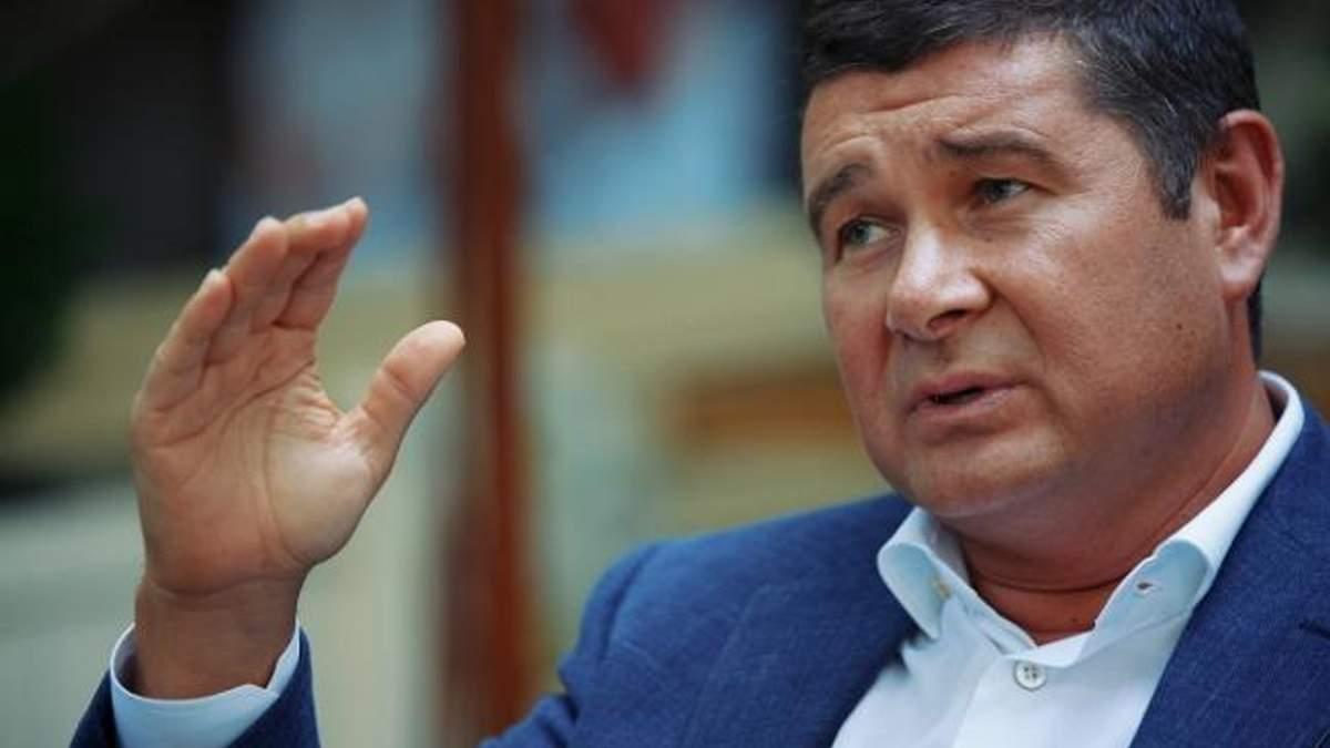 Александр Онищенко имеет связи с российскими спецслужбами