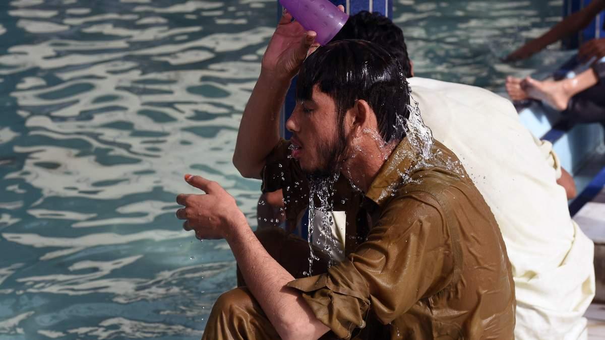 В Пакистане от тепла уже погибли около 65 человек