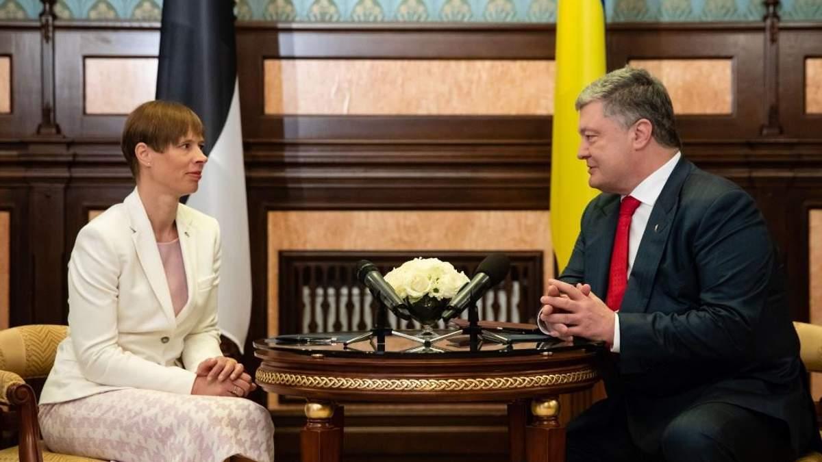 Київ готовий гарантувати надійність газового транзиту через українську територію, – Порошенко