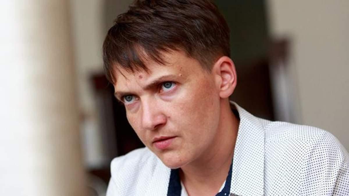 Надію Савченко залишили під вартою