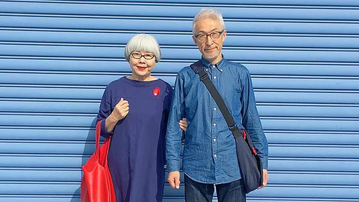 Шестидесятилетние супруги Цуеши Секи и Томе Секи