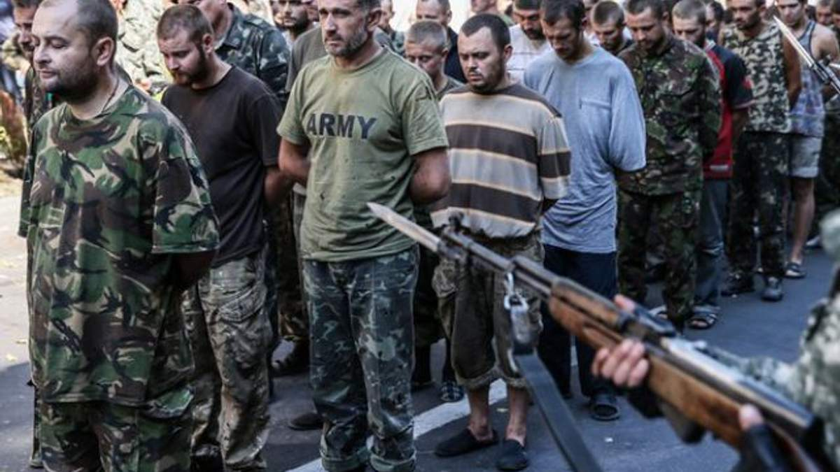 Около 70 военнопленных удерживают в кремлевских тюрьмах