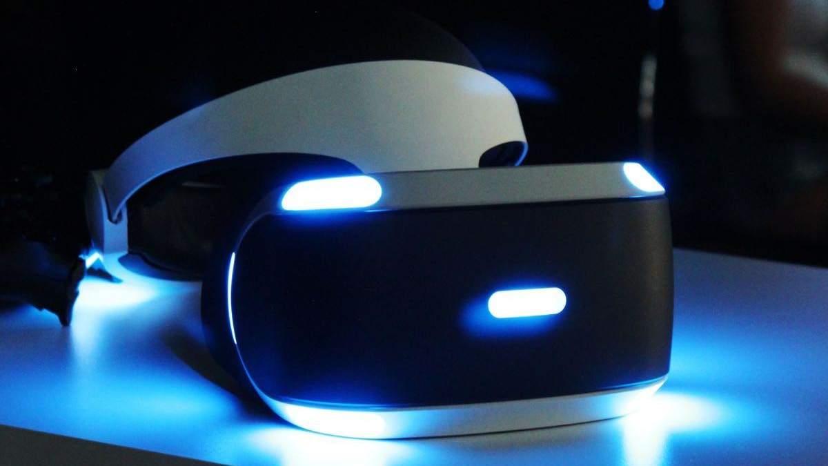 Google та LG представили дисплей для VR-шоломів