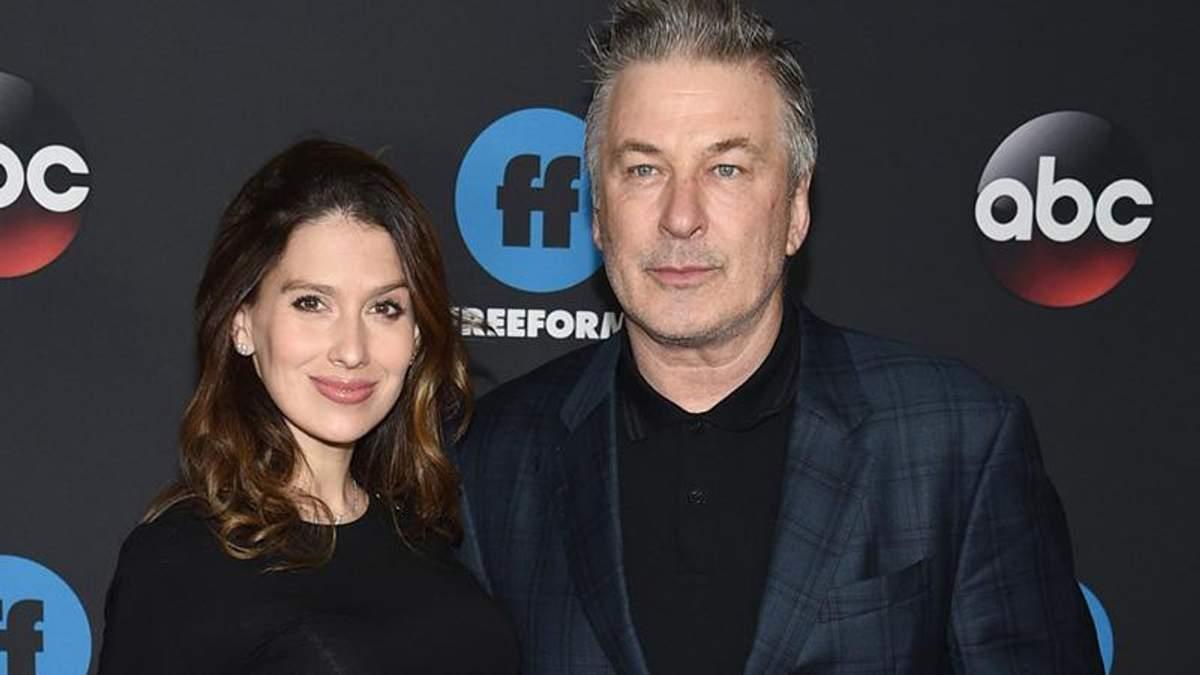 Алек Болдвін з дружиною Хіларією