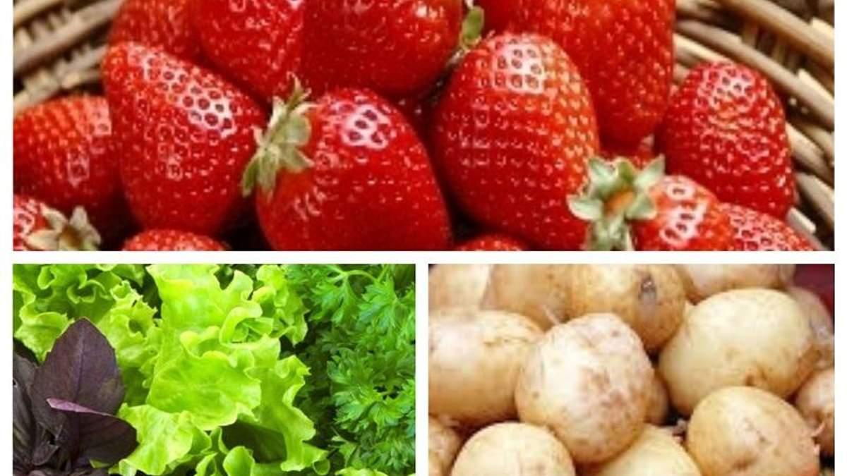 Хто відповідає за безпечність фруктів, ягід та овочей