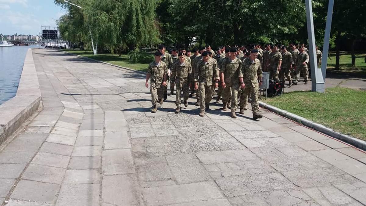 Украинские военные снова устроили открытый демарш перед Порошенко – СМИ