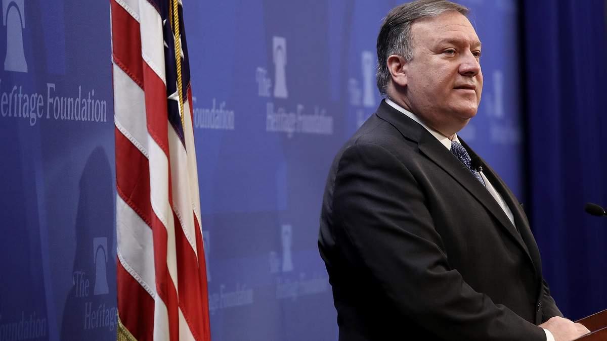 Госдеп США пригрозил России новыми мощными санкциями