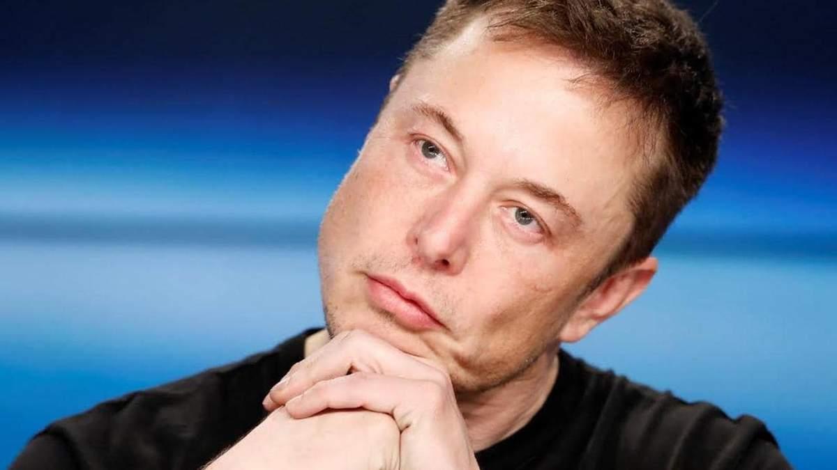 "Маск надумав запустити сайт ""Pravda"""