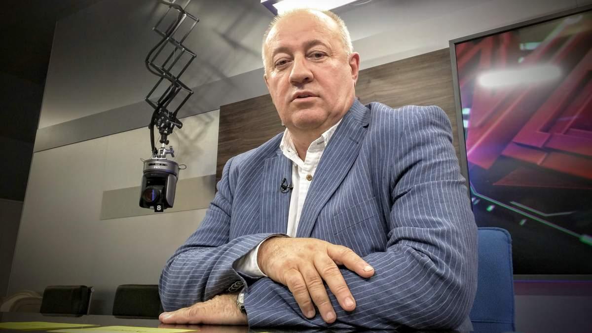 Віктор Чумак іде у президенти України