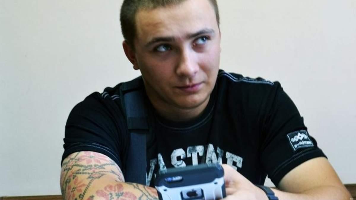 Напад на Стерненка: активіст вбив свого нападника (18+)