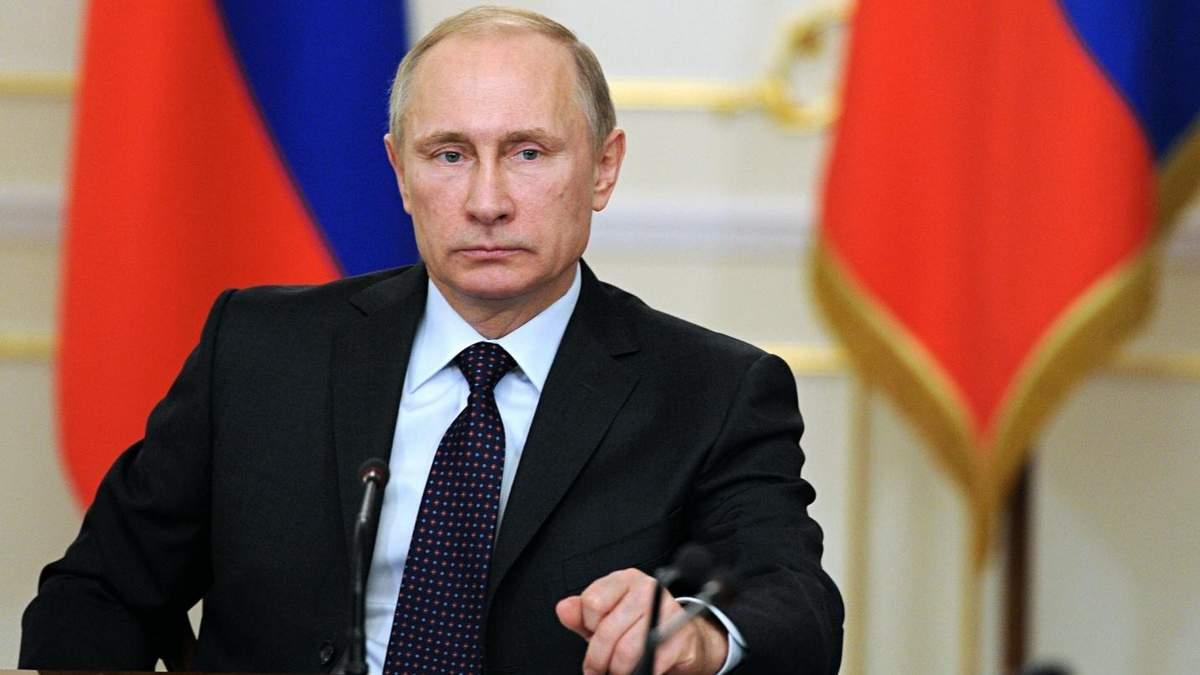 Путин выдвинул Украине возмутительное обвинение по поводу войны на Донбассе