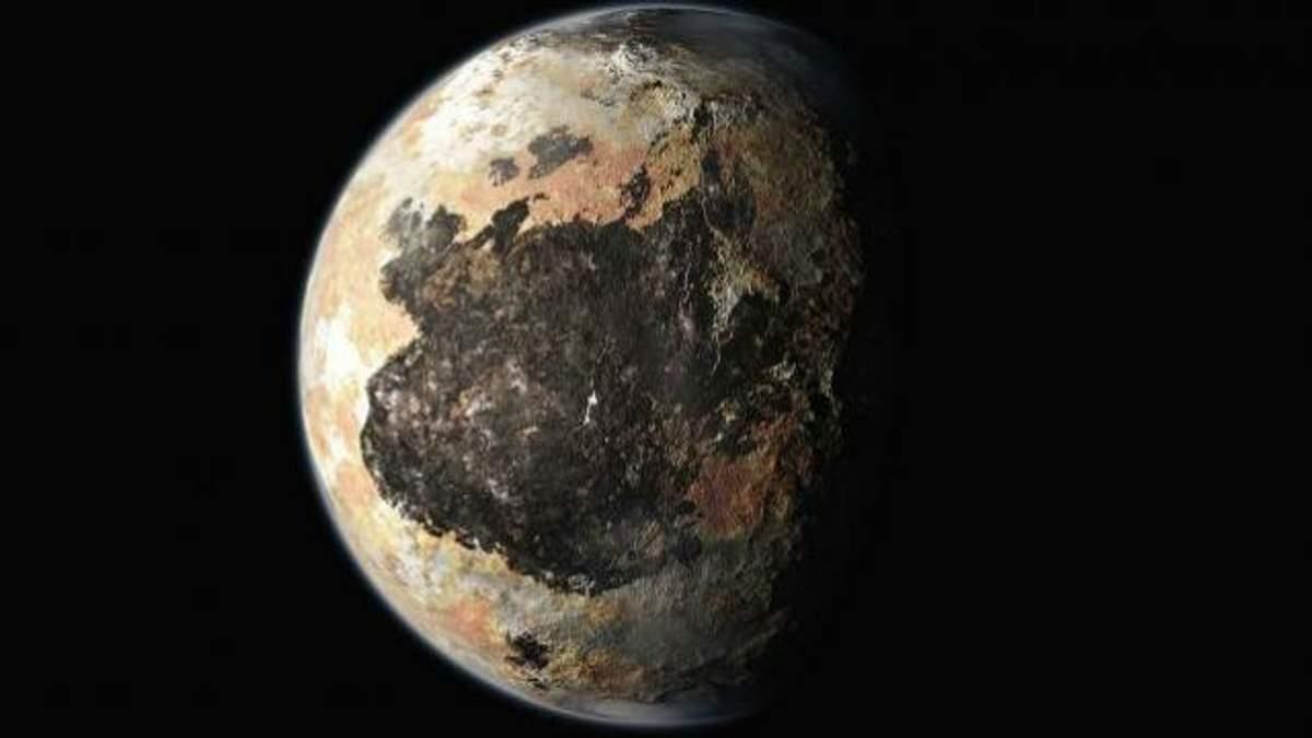 Як з'явився Плутон