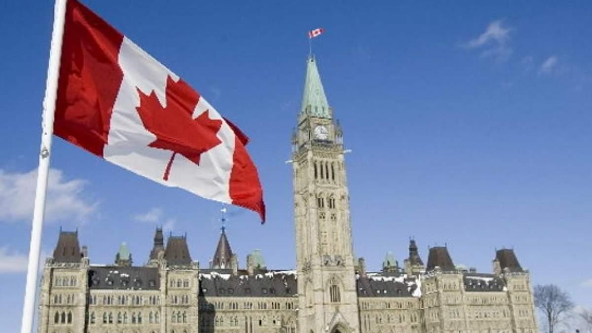 У Канаді хочуть надати зброю для України на 9,5 мільйонів доларів