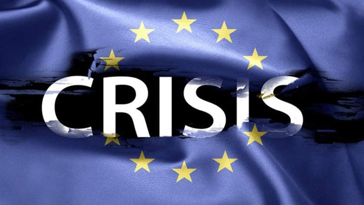 """Важкі часи для ЄС: """"сутінки"""" Європи почнуться в Італії?"""