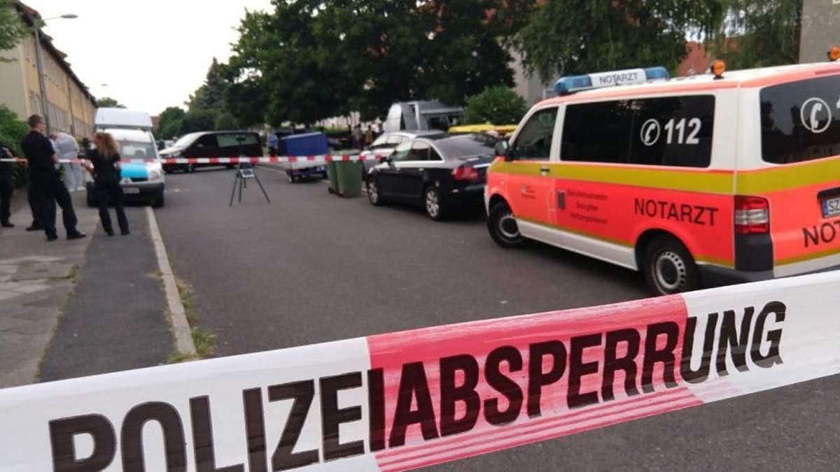 Сварки закінчились стріляниною  у Німеччині: загинула жінка