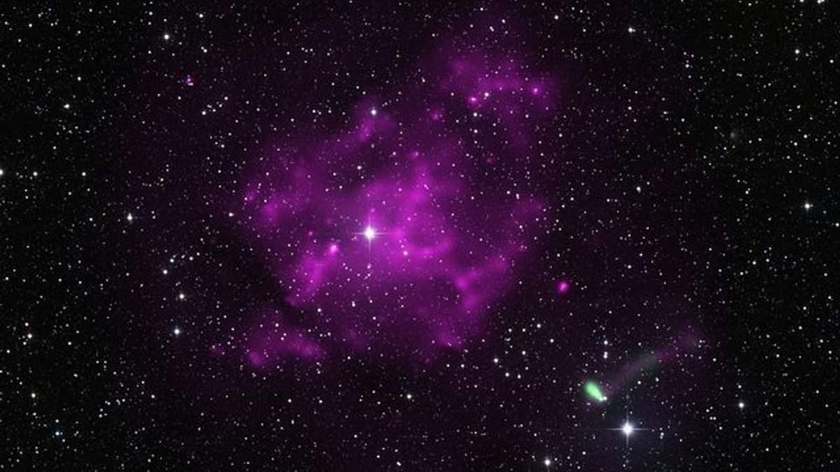 Ученые обнаружили новое небесное тело