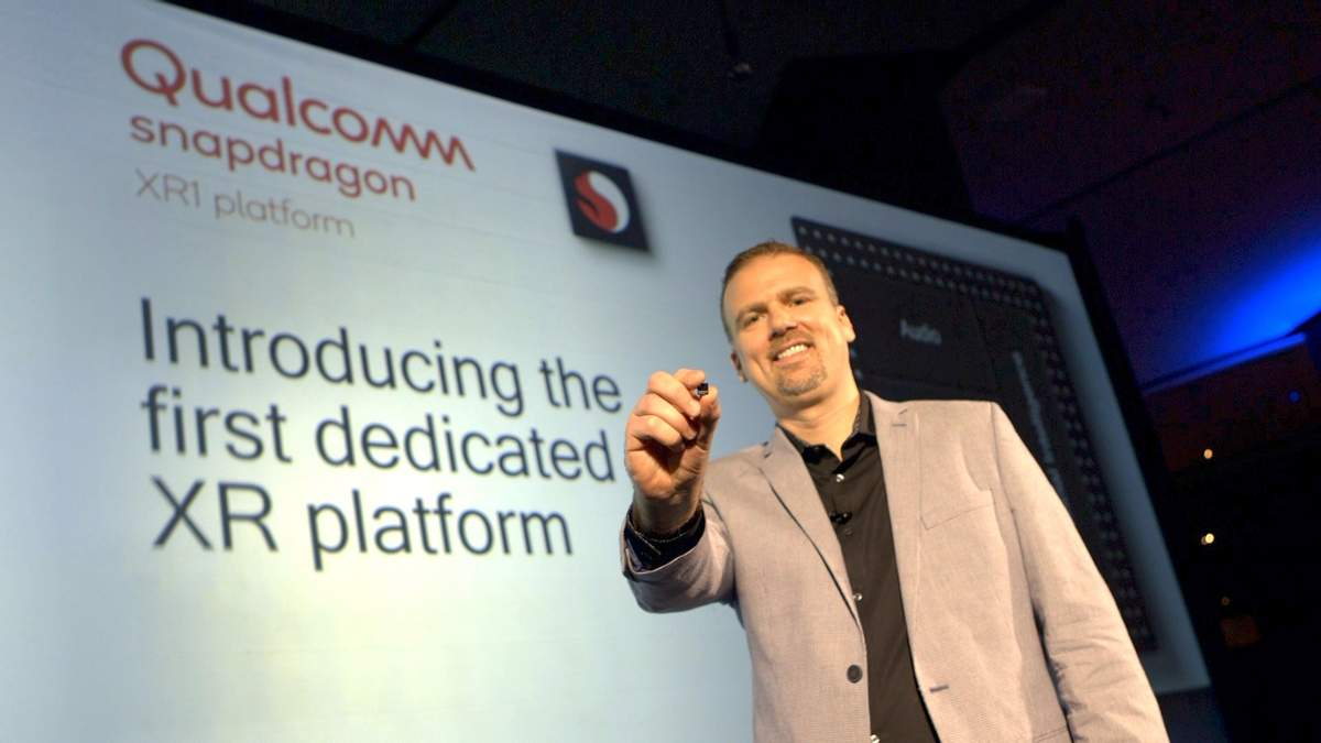 Qualcomm представила новый чип Snapdragon XR1