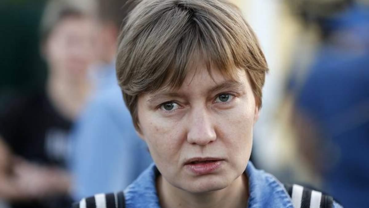 Сестра Сенцова о его состоянии: Обычно при таких обстоятельствах люди уже не могут стоять