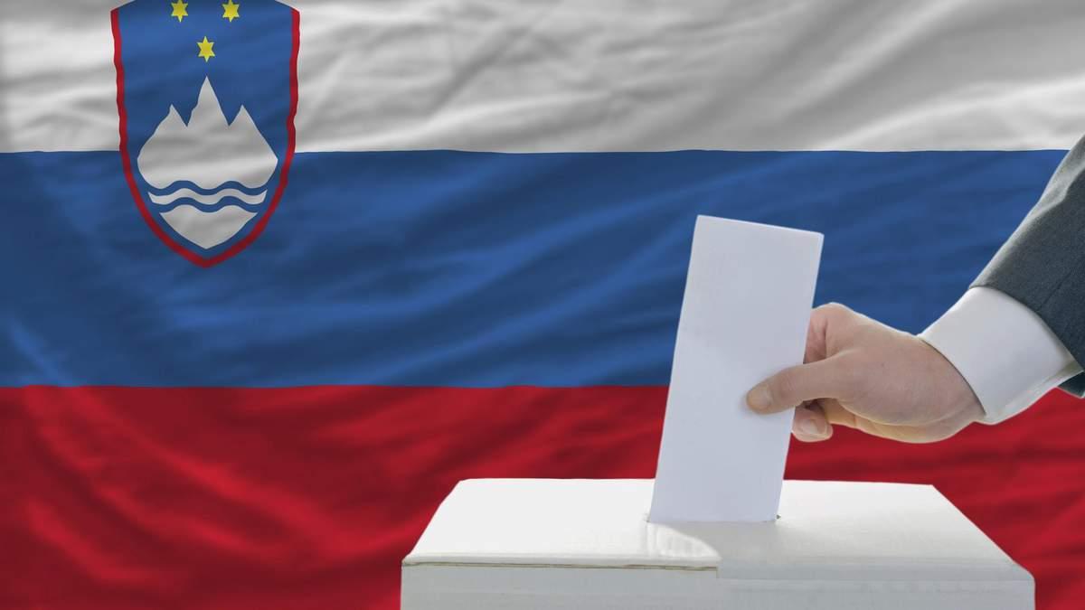 З'явилися попередні результати парламентських виборів у Словенії