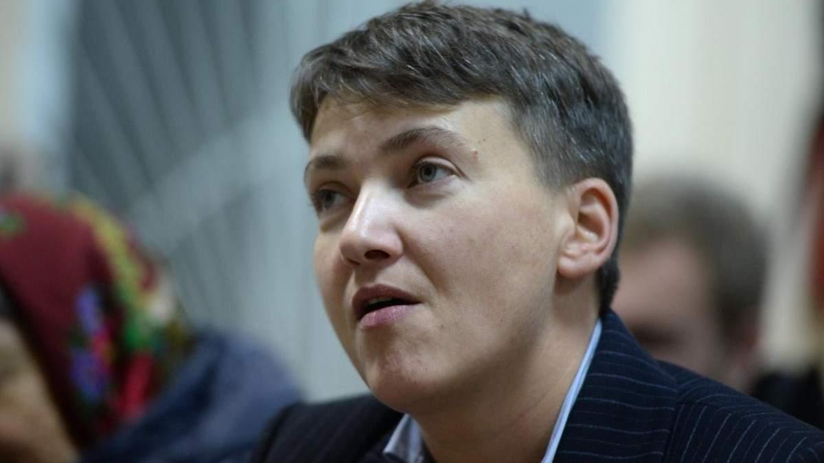 """СБУ оприлюднила результат допиту Савченко на """"детекторі брехні"""""""