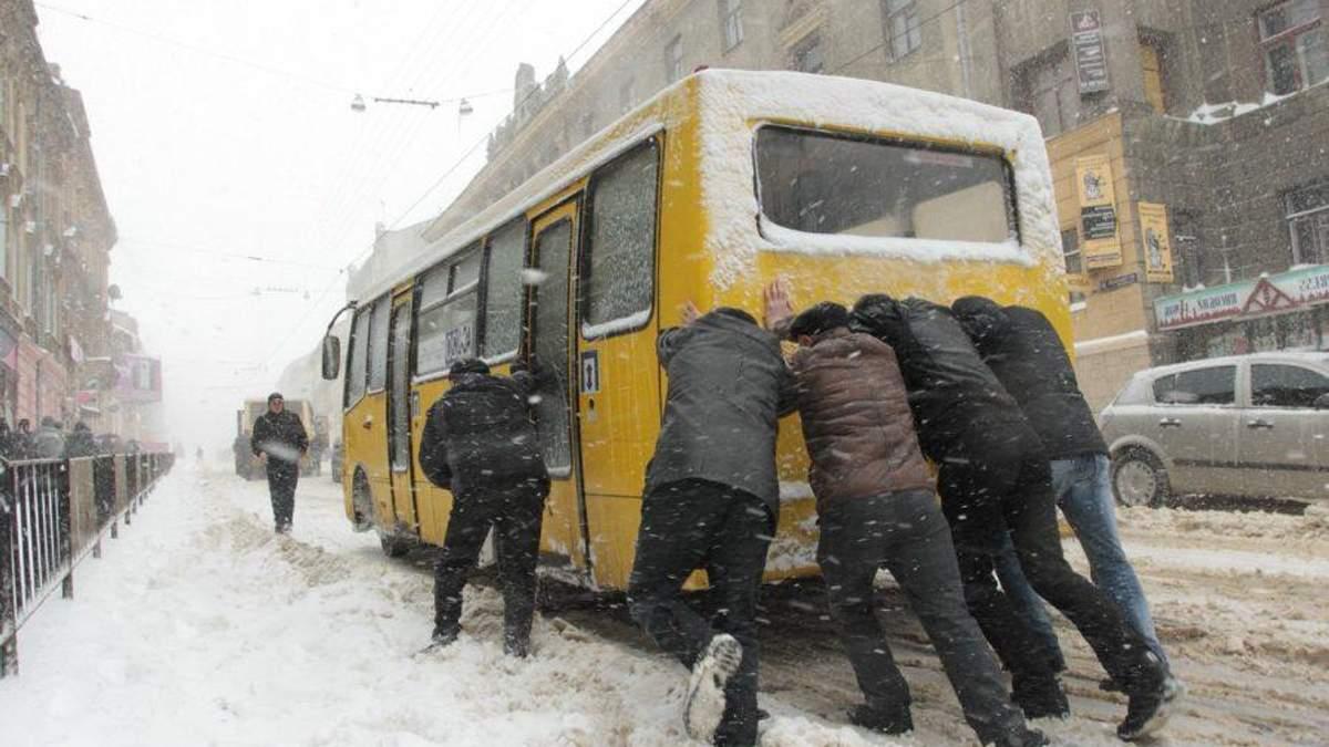 Київ скоро очистять від маршруток
