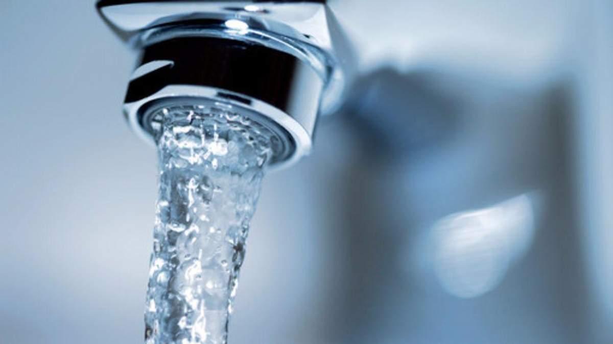 У наступному році тарифи на воду почнуть зростати на 50%