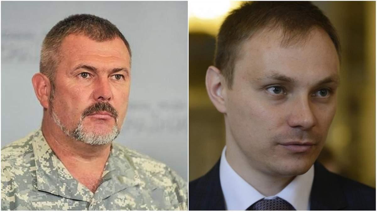Депутаты Юрий Береза и Александр Долженков подрались в Раде