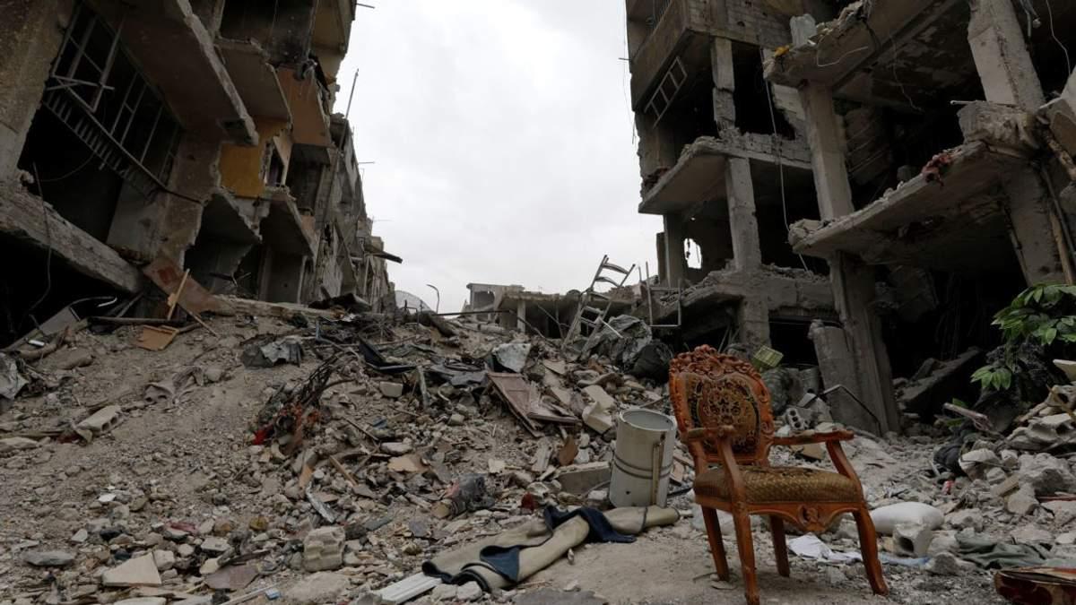 В Сирии погибли 44 человека