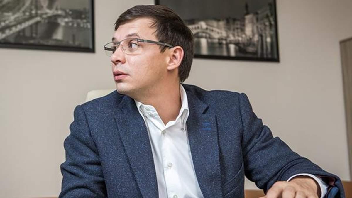"Мураев попал в базу"" Миротворца """