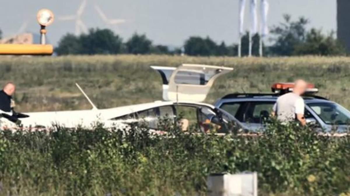 В авиакатастрофе украинского самолета в Польше пострадал нардеп Чижмарь