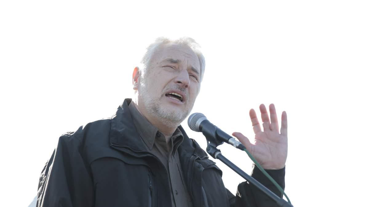 Жебривский подал в отставку - новости