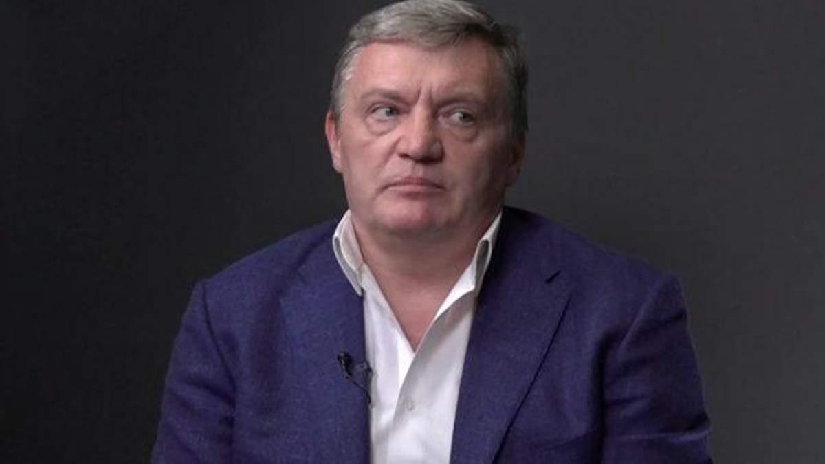 Гримчак прокоментував чутки про можливе призначення главою Донеччини