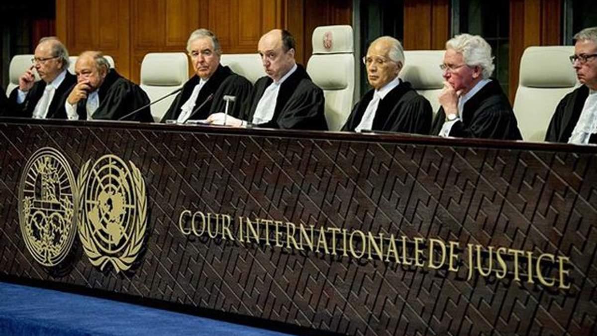 Украина подает в Международный суд ООН новый иск против России