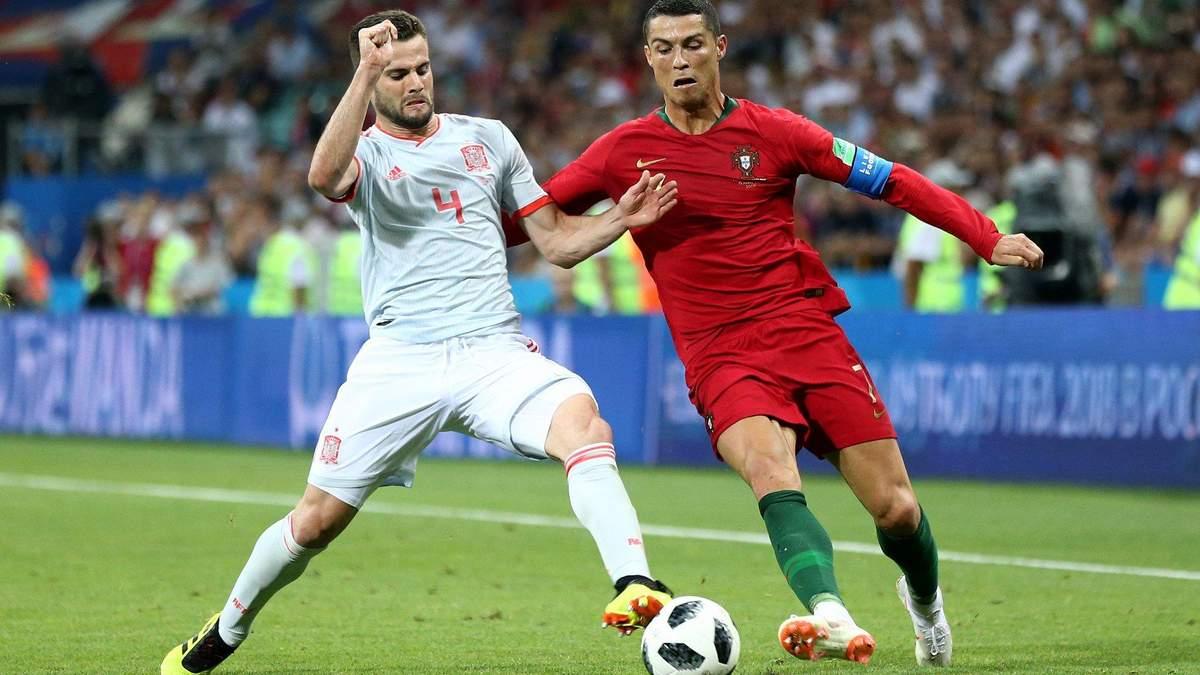 Португалія – Іспанія: відео голів та моментів матчу Чемпіонату світу 2018