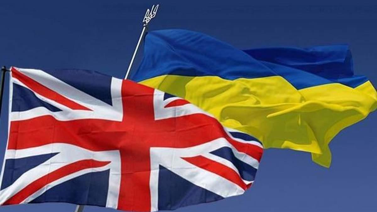 Парубий в Великобритании просил упростить визовый режим для Украины