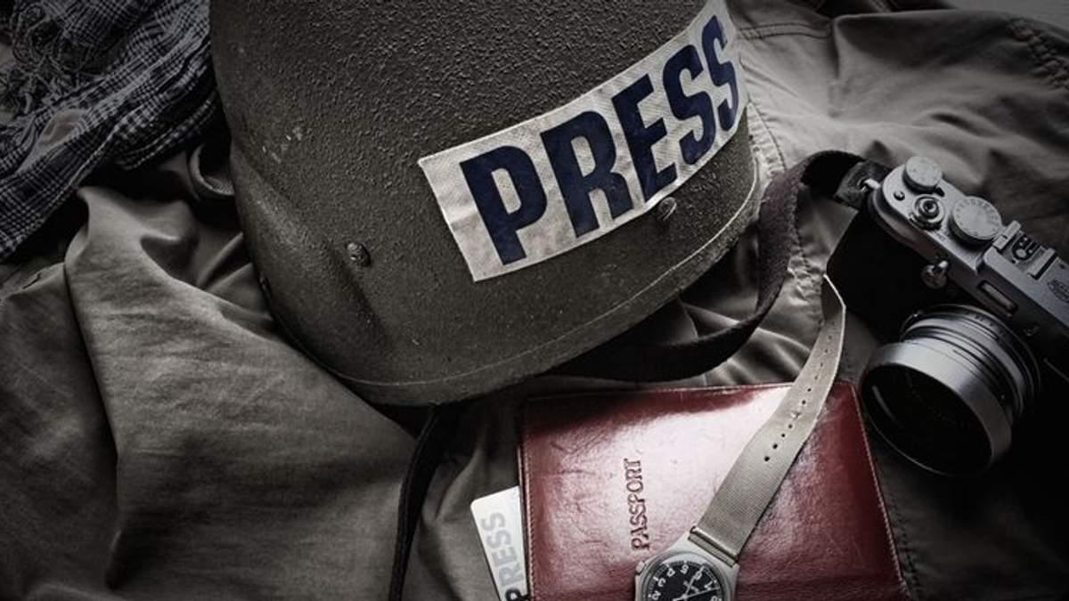 Журналисты обратились в Минобороны