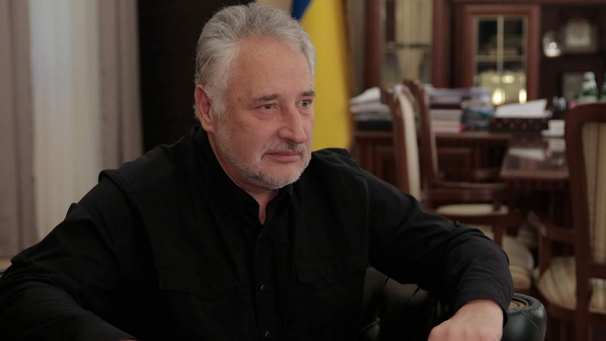 Порошенко сказал свое слово о пребывании Жебривского в Донецкой ВЦА