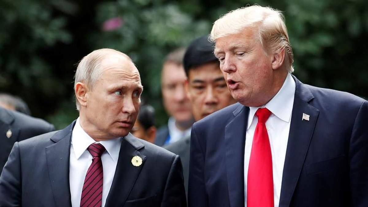 """Трамп пояснив, чому присутність Путіна на саміті """"Великої сімки"""" була важливою"""