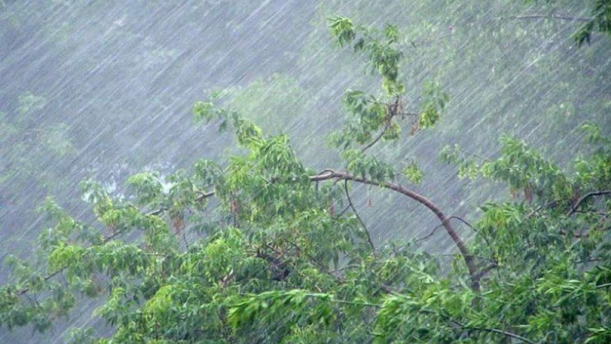 14 червня в Україні оголошено штормове попередження через негоду