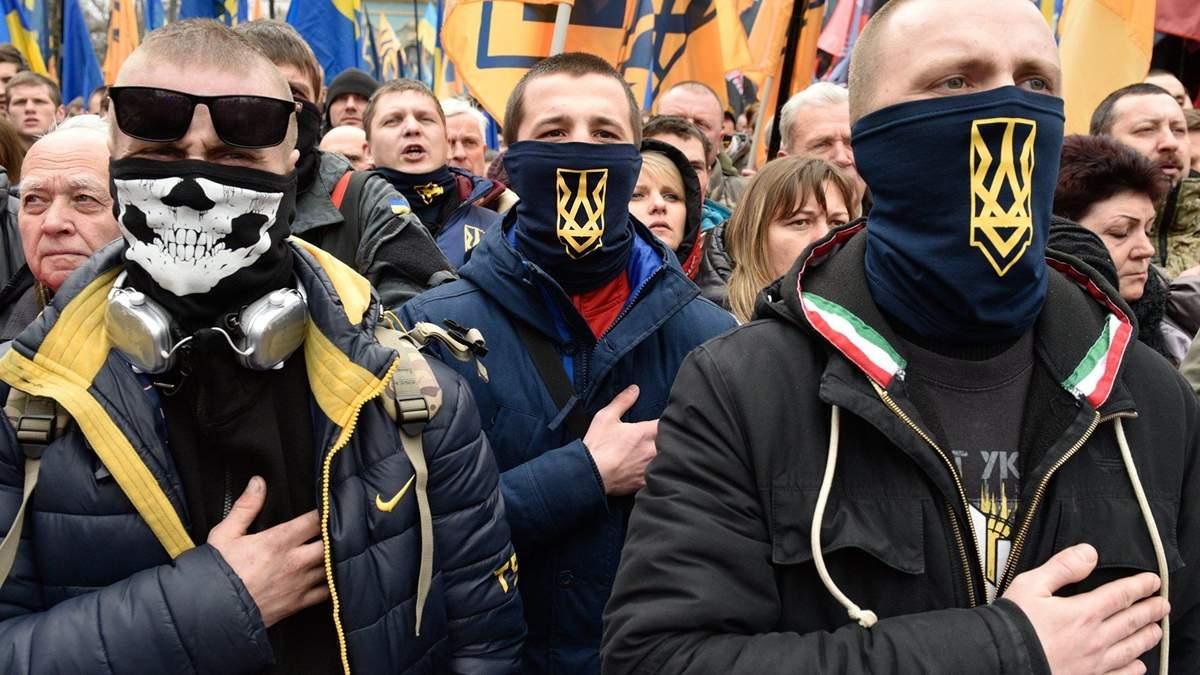 Правозащитники обратились к украинским властям из-за безнаказанности радикалов