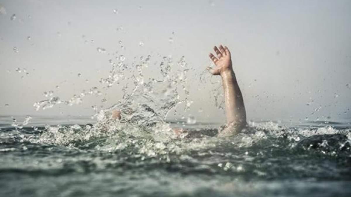 Рятувальники досі не знайшли тіло чоловіка