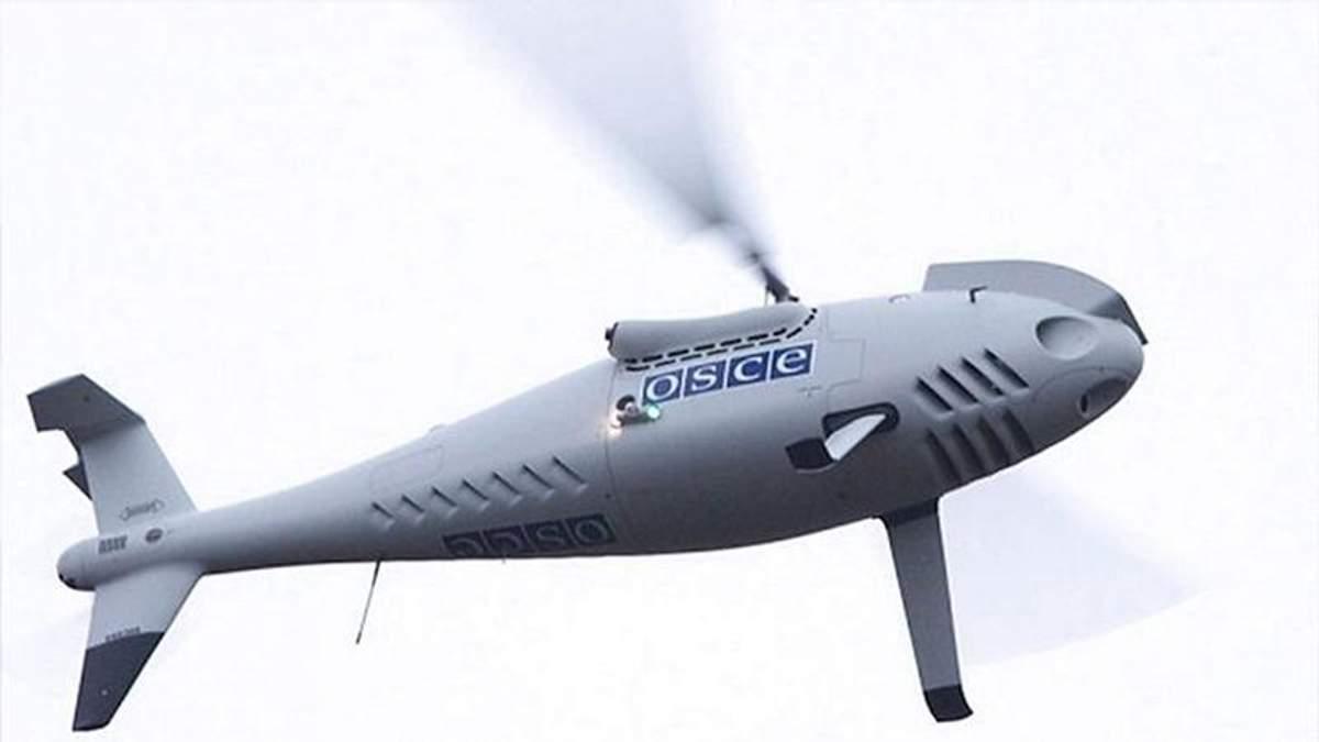 ОБСЄ оприлюднило звіт з результатами спостереження на сході України