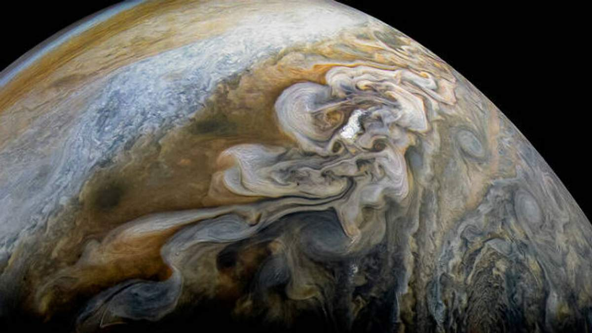 Поверхня Юпітера